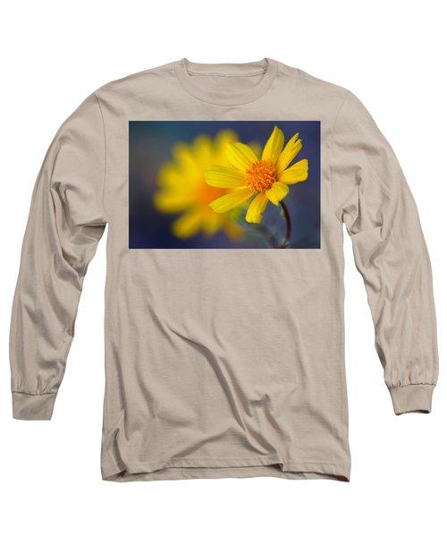 Death Valley Superbloom 503 Long Sleeve T-Shirt by Daniel Woodrum
