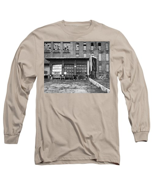 Long Sleeve T-Shirt featuring the photograph Decay by Lora Lee Chapman