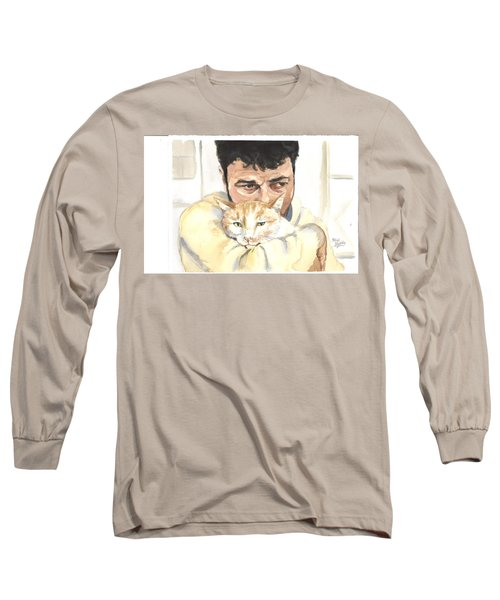 December Alaa And Ernesto Long Sleeve T-Shirt