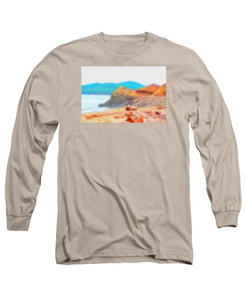 December's Shore Long Sleeve T-Shirt