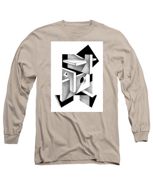 Decline And Fall 10 Long Sleeve T-Shirt