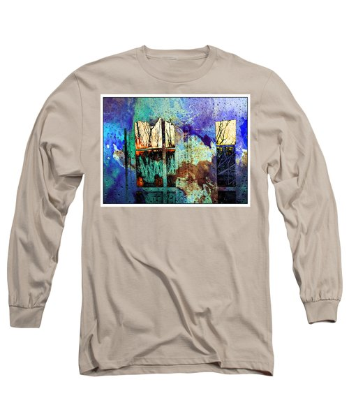 Deconstruction #33 Long Sleeve T-Shirt