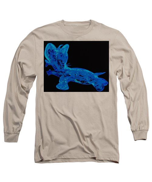 Deep Blue Sea Long Sleeve T-Shirt