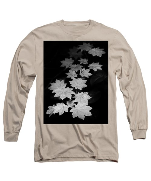 Deep Forest Maple Long Sleeve T-Shirt