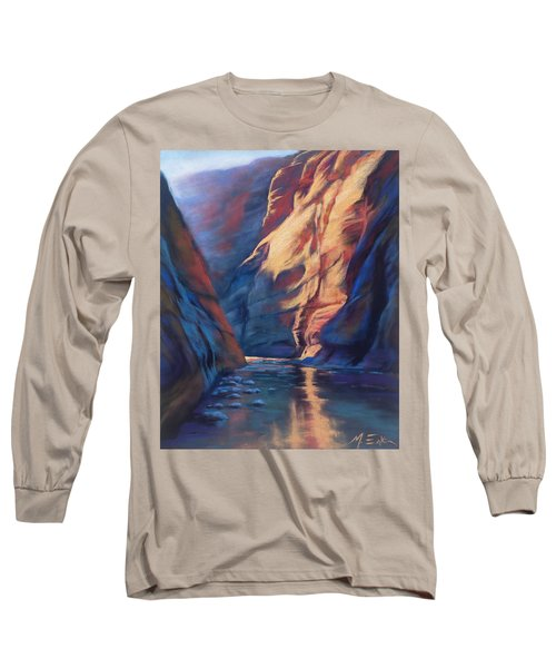 Deep In The Canyon Long Sleeve T-Shirt