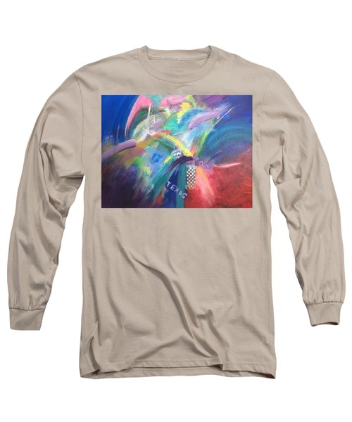 Deep In The Heart. . . Long Sleeve T-Shirt