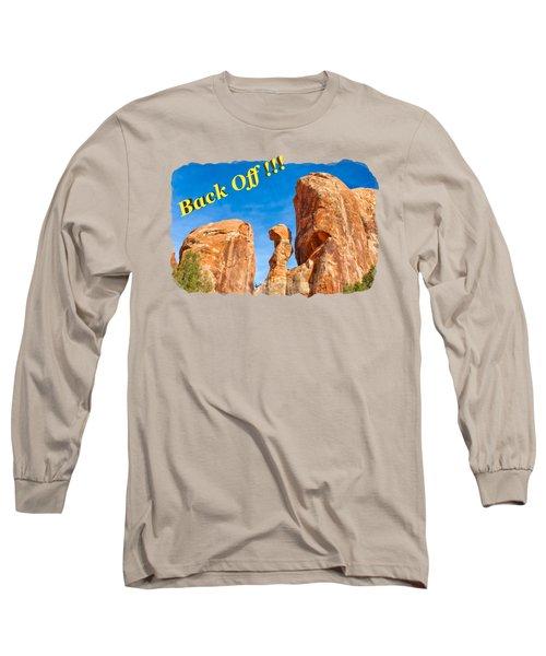 Defiant Rock 2 Long Sleeve T-Shirt