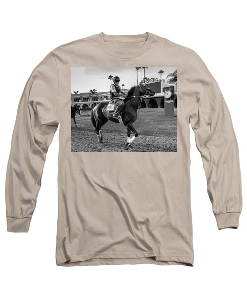 Del Mar Show Off Long Sleeve T-Shirt