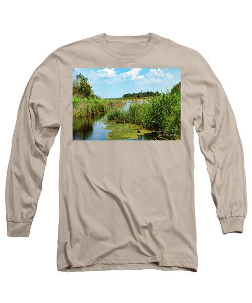 Delaware Marsh Long Sleeve T-Shirt