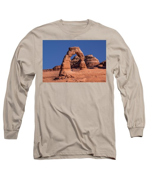 Delicate Arch - 8574 Long Sleeve T-Shirt