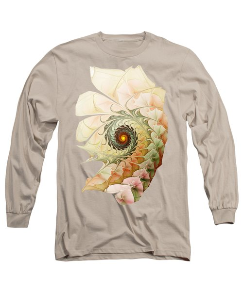 Delicate Wave Long Sleeve T-Shirt