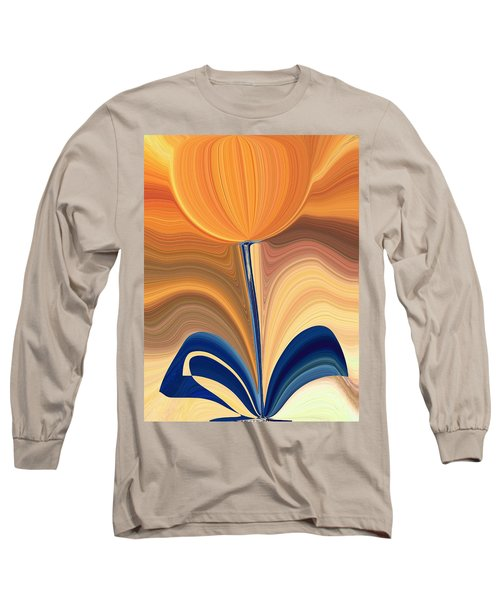 Delighted Long Sleeve T-Shirt by Tim Allen