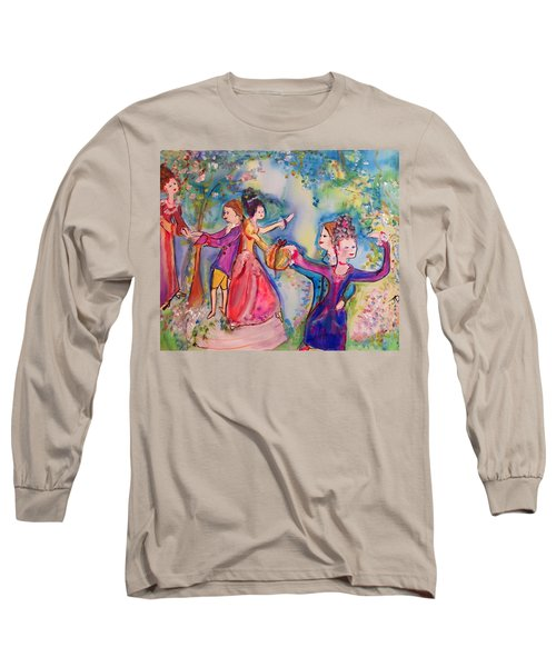 Delightful Company  Long Sleeve T-Shirt