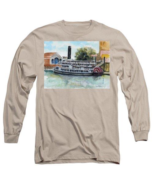 Delta King Long Sleeve T-Shirt