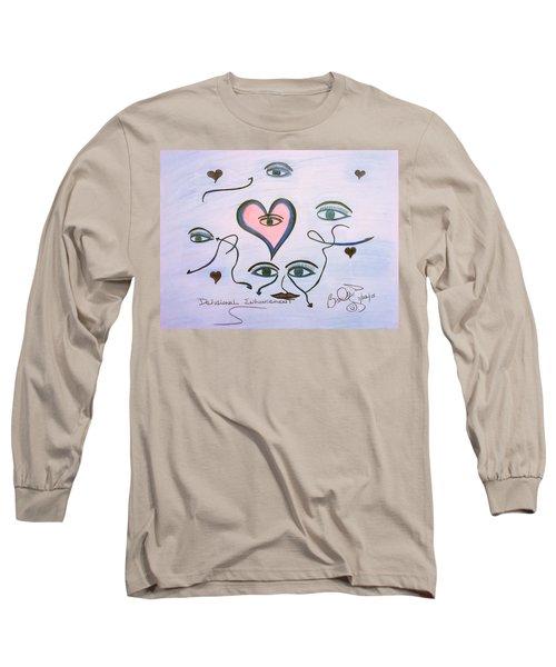 Delusional Enhancement Long Sleeve T-Shirt