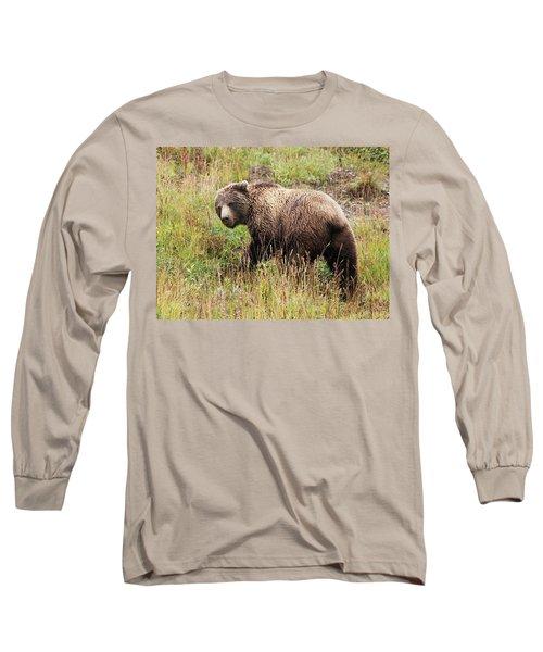 Denali Grizzly Long Sleeve T-Shirt