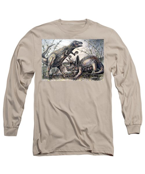 Derek Long Sleeve T-Shirt