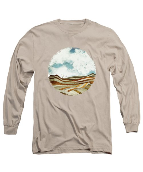 Desert Calm Long Sleeve T-Shirt by Spacefrog Designs