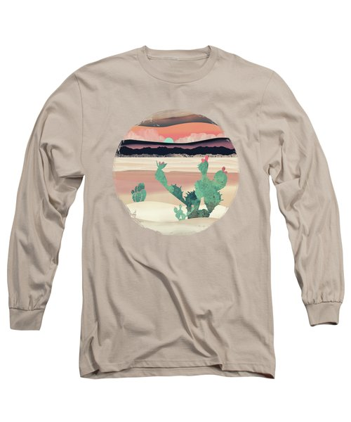 Desert Dawn Long Sleeve T-Shirt