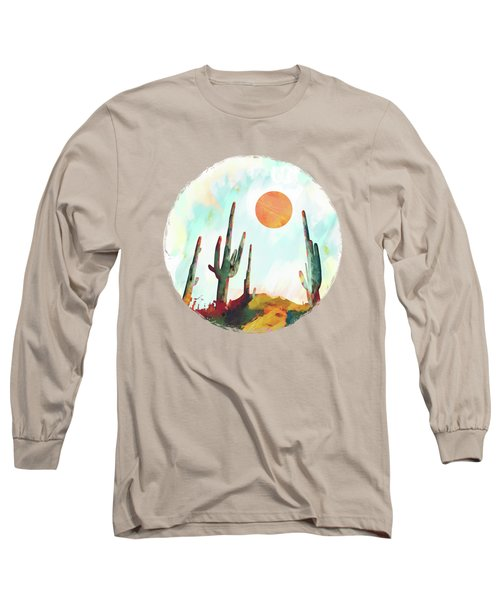 Desert Day Long Sleeve T-Shirt