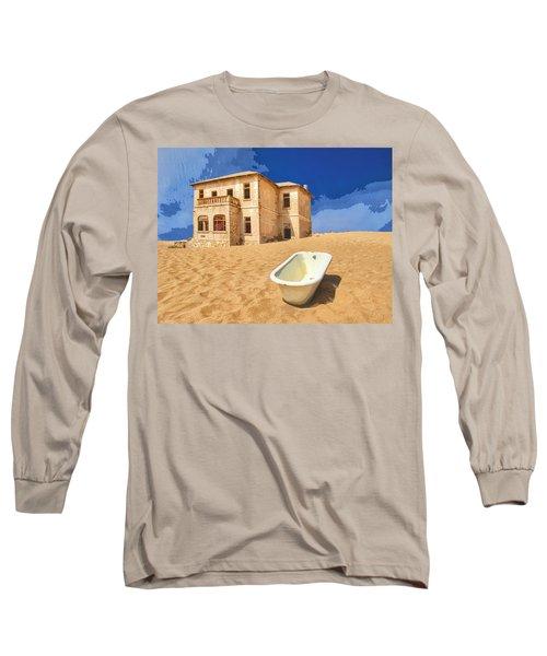 Desert Dreamscape 3 Long Sleeve T-Shirt