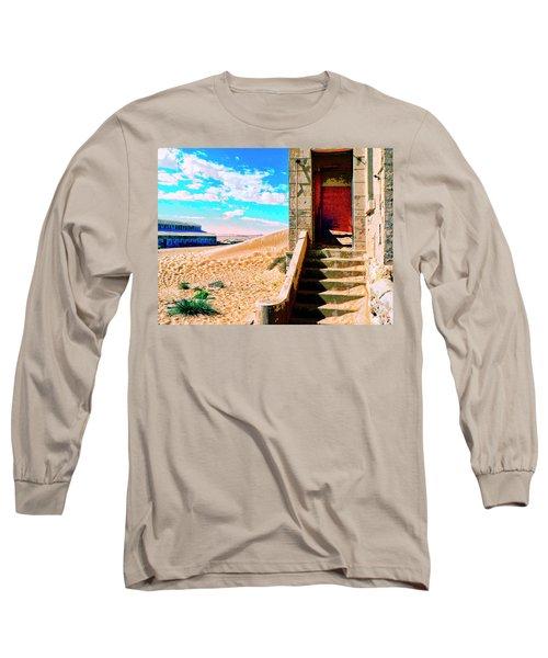 Desert Dreamscape 5 Long Sleeve T-Shirt