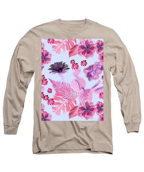 Desert Garden Long Sleeve T-Shirt