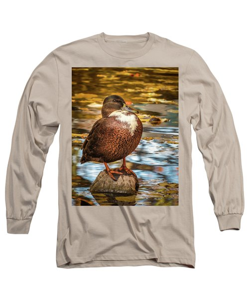 Desert Island Long Sleeve T-Shirt