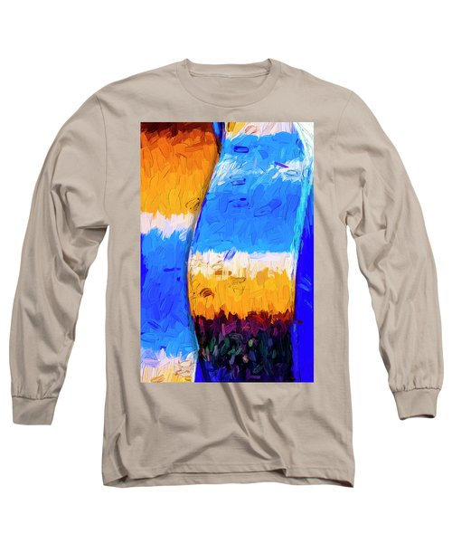 Long Sleeve T-Shirt featuring the photograph Desert Sky 3 by Paul Wear