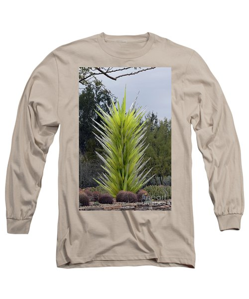 Desert Tower 2008 #2 Long Sleeve T-Shirt by Anne Rodkin