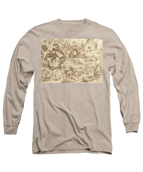 Desidia  Long Sleeve T-Shirt