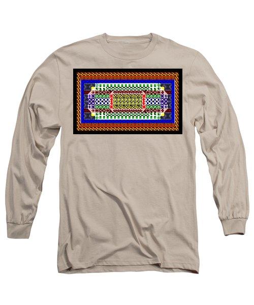 Design1d_16022018 Long Sleeve T-Shirt