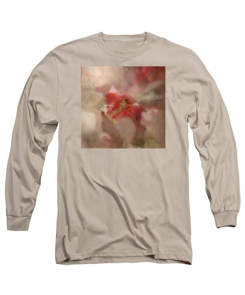 Long Sleeve T-Shirt featuring the painting Desire by Tamara Bettencourt