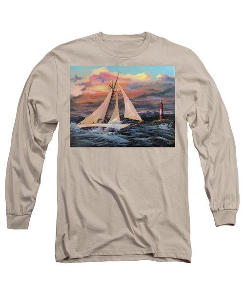 Desperate Reach Long Sleeve T-Shirt