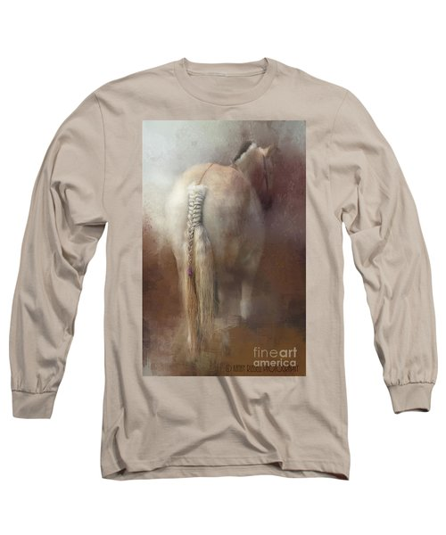 Details Long Sleeve T-Shirt by Kathy Russell