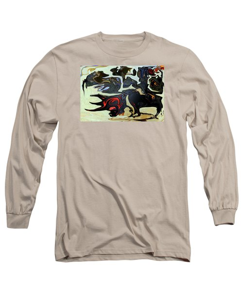 Devil Dog Long Sleeve T-Shirt