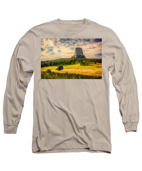 Devil's Tower - The Other Side Long Sleeve T-Shirt
