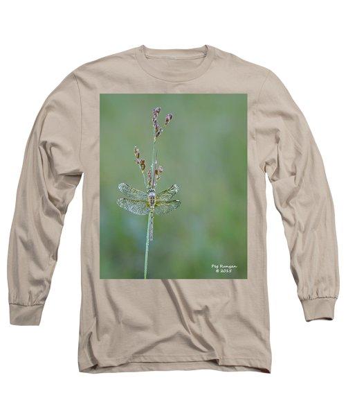 Diamond Dragonfly Long Sleeve T-Shirt