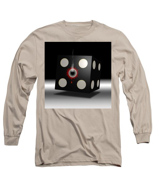 Five Die Long Sleeve T-Shirt