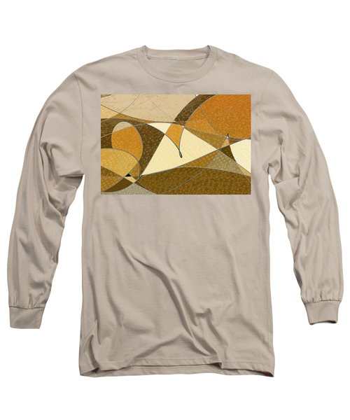 Diffusion Long Sleeve T-Shirt by Don Gradner