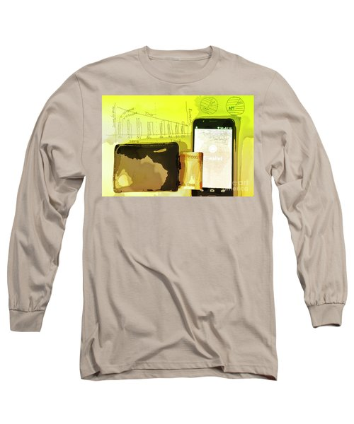 Digitalization Long Sleeve T-Shirt