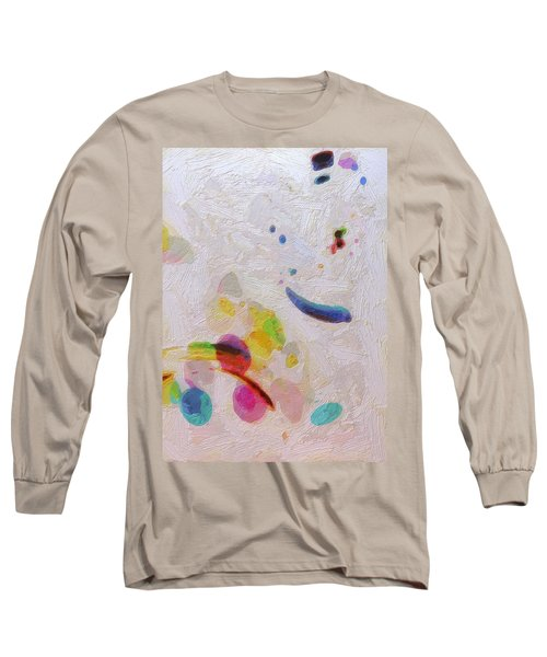 Dimensions Long Sleeve T-Shirt