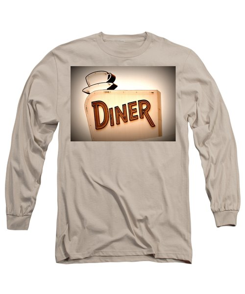 Diner Long Sleeve T-Shirt