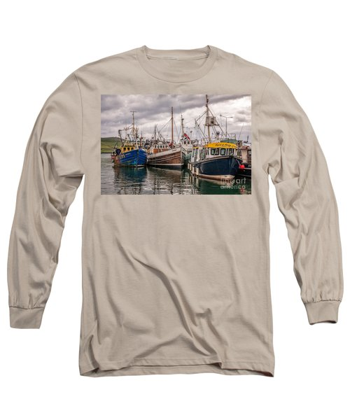 Dingle Harbour Long Sleeve T-Shirt