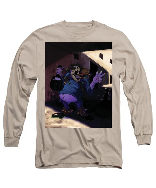 Dionysus God Of Fertility Long Sleeve T-Shirt