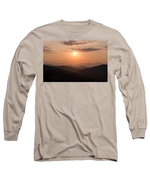 Disciples Of The Sun Long Sleeve T-Shirt