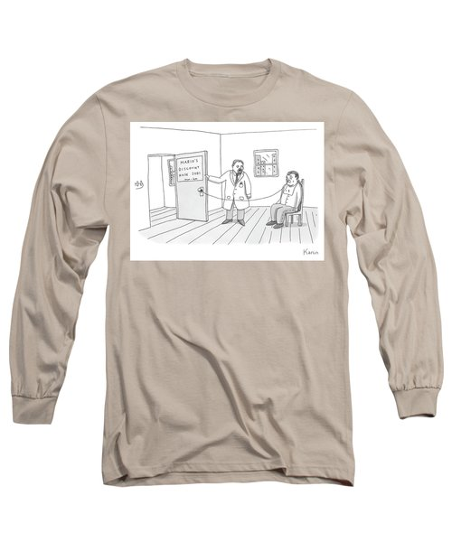 Discount Nose Job Long Sleeve T-Shirt