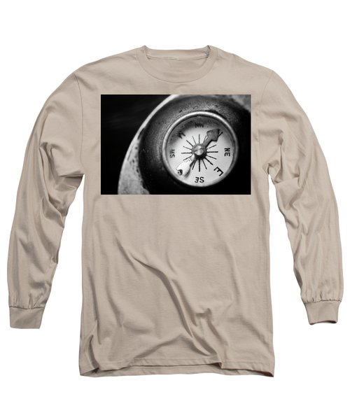 Discovering My Compass Long Sleeve T-Shirt