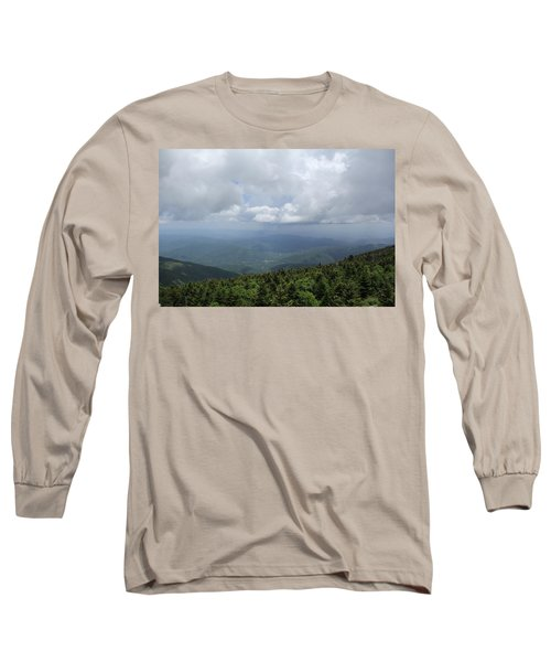 Distant Storm Long Sleeve T-Shirt