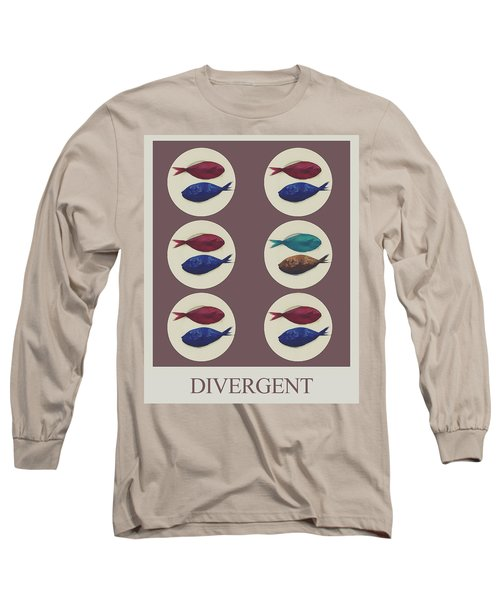 Divergent Long Sleeve T-Shirt